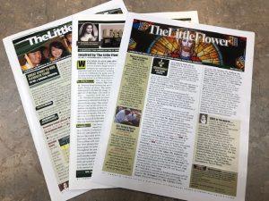 The Little Flower – Summer Issue 2019