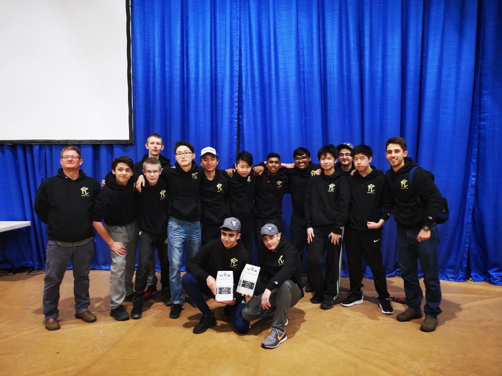 STL's Robotics Team