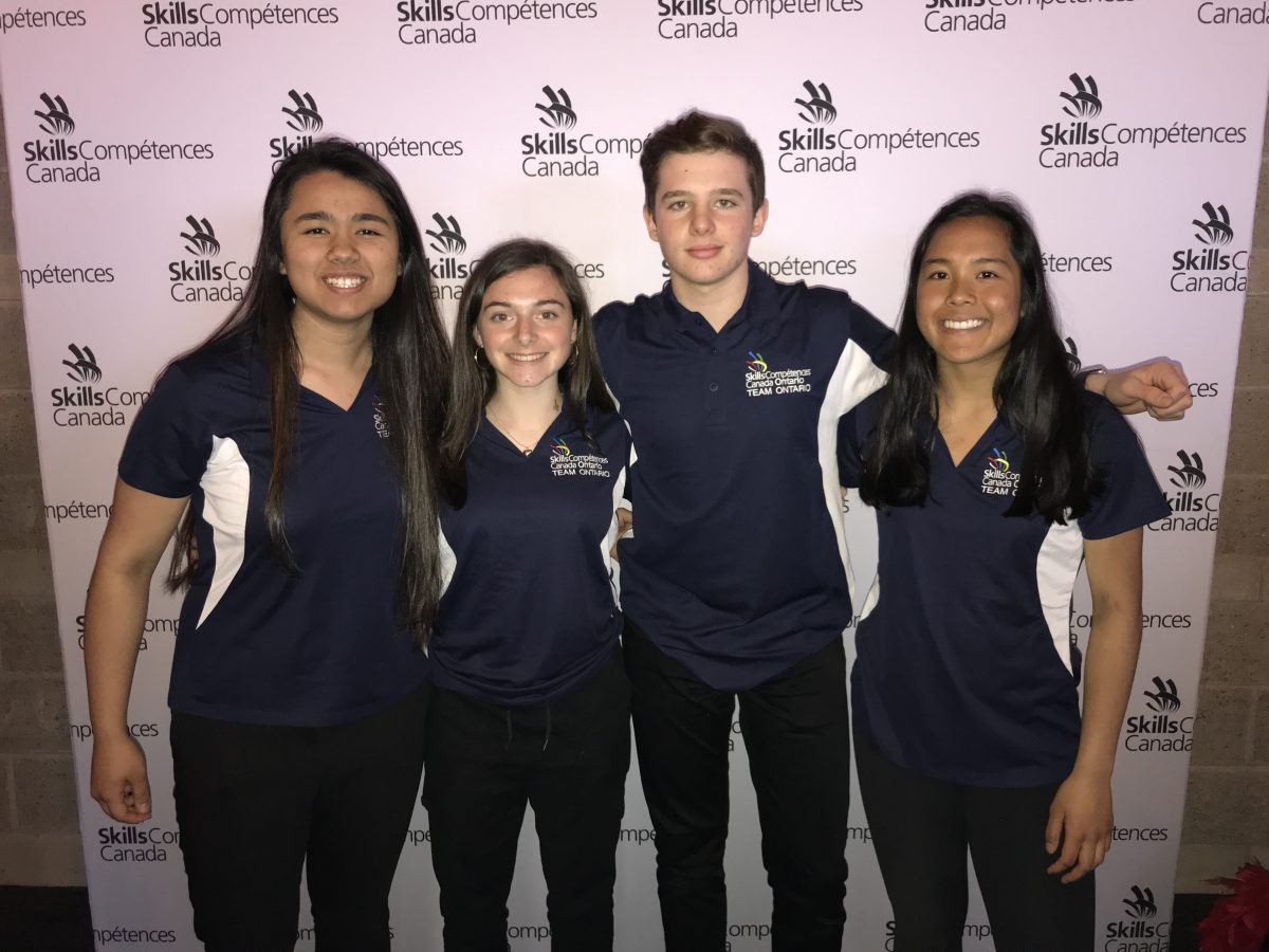 2019 Skills National Canada Competition
