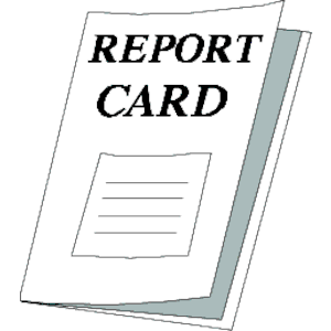 Report Cards for Semester 1