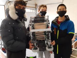 Robotics at St. Theresa of Lisieux