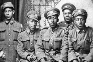 Black History Month (Week 2):  Black Canadians in our Military